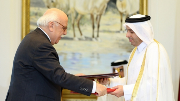 Education Cooperation agreement between Turkey and Qatar
